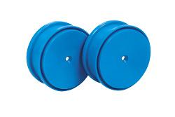 Ráfek kola - modrý - 2ks