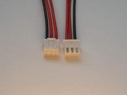 Servisní konektor pro 2-článek - JST- XH 2S