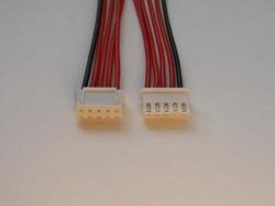 Servisní konektor pro 4-článek - JST- XH 4S