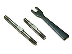Zpevňující vzpěry - M3 x 25, M 3x 37mm