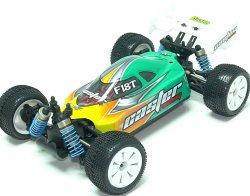 Buggy F18-B - Brushless - 4WD - RTR - 2,4GHz - zelená