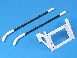 Přistávací lyžiny - Blade CX2