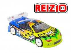 On-Road RZ10 - Brushed  4WD - RTR - 2,4GHz