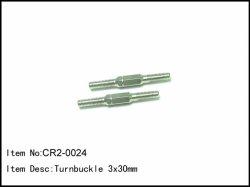 Spojovačky serva řízení - M3 x 30