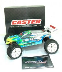 Caster Fusion F8T Truggy  4WD - Sports Kit