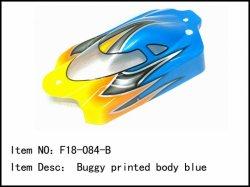 Lexanová karoserie Buggy - modrá