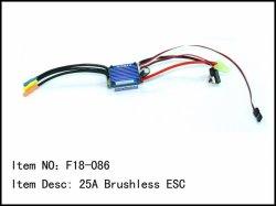 eZRun-25A - Brushless elektronický regulátor