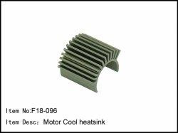 Chladič elektromotoru - průměr 20 mm