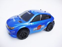 Rally RG18 - Brushless - 4WD - RTR - 2,4GHz