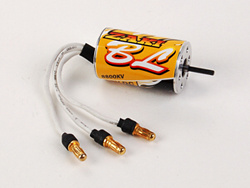 Brushless motor Atomic   1:18 - 1:16  8800 ot/V