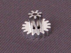 Hliníkové ozubení serva