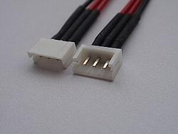 Protikus servisního konektoru pro 2-článek - JST- EH 2S