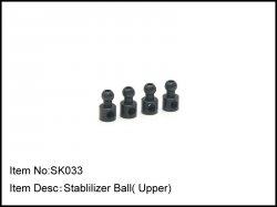 Uchycení stabilizátoru - 4ks