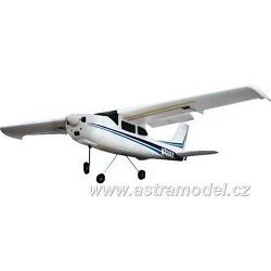 Ultrafly Cessna 182 s pohonem - ARF