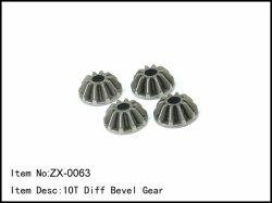 Ozubení diferenciálu - satelity - 10z - 4ks