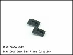 Držáky stabilizátorů - 2ks