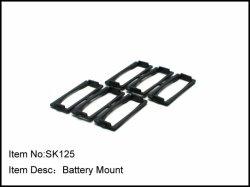 Podložky akumulátoru - 2ks