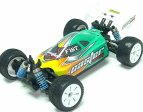 Buggy F18-B - Brushless - 4WD - RTR - 2,4GHz - zelená