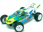 Truggy F18-T - Brushless - 4WD - RTR - 2,4GHz - bílá