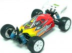 Buggy F18-B - Brushless - 4WD - RTR - 2,4GHz - červená