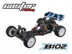 Caster Buggy B102 - Brushed 2WD - RTR - 2,4GHz