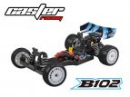 Caster Buggy B102 - Brushless 2WD - RTR - 2,4GHz