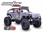 Crawler CJ10 - Brushed 4WD - RTR - 2,4GHz - šedý