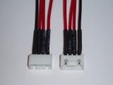 Protikus servisního konektoru pro 3-článek - JST- XH 3S