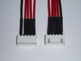 Protikus servisního konektoru pro 4-článek - JST- XH 4S