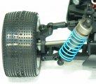 Truggy F18-T - Brushless - 4WD - RTR - 2,4GHz - stříbrná