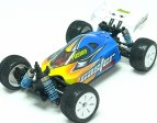 Buggy F18-B - Brushless - 4WD - RTR - 2,4GHz - modrá