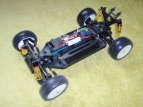 Caster Buggy SK-10 - Brushed  4WD - RTR - 2,4GHz - Stick Pack