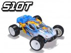 Caster Truggy S10T - Brushed  4WD - RTR - 2,4GHz