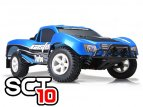 Short Course SCT10 - Brushless  4WD - RTR - 2,4GHz