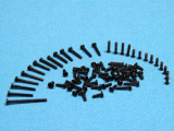 Kompletní set šroubků - Micro-T